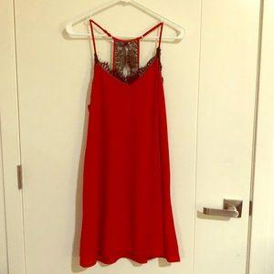 Nordstrom little red dress